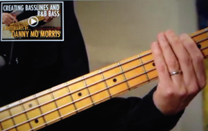 Check out lessons from D Mo at ScottsBassLessons.com